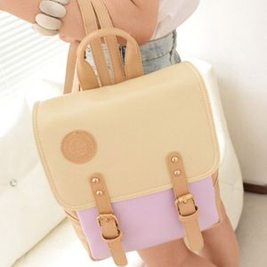 Bags - LAST ONE! Yellow mini backpack!